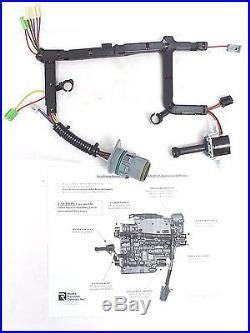 NEW 4L60E 4L65E 4L70E 2003-06 Complete Electronics Wire Harness Solenoid Kit Set