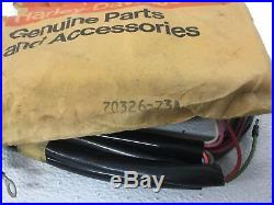 NOS OEM 1973 1974 Harley Fx Wiring Harness Shovelhead Wow Rare