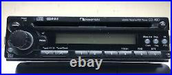 Nakamichi CD-400 CD Player/MP3 In Dash Mobile Receiver NO Wiring Harness