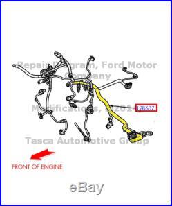 New Oem Main Engine Wiring Harness Ford Excursion F250 F350 F450 F550 Sd 7.3l