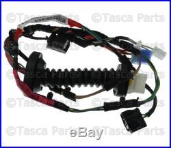 New Oem Mopar Rh Or Lh Rear Door Wiring Harness Dodge Ram 1500 2500 #56051931ab