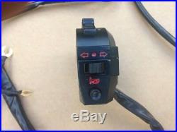 New Universal Motorcycle Indicator Wiring Loom Harness Kit 12 Volt No Indicators