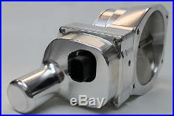 Nick Williams LSXr 102mm Drive By Wire Throttle Body with Adapter Harness LS1/LS6
