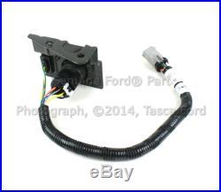 oem trailer hitch 4 & 7 pin wiring harness 1999-2001 ford f250 f350 f450