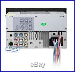 Planet Audio Car Radio Dash Kit JBL Wiring Harness for 2005-2011 Toyota Tacoma