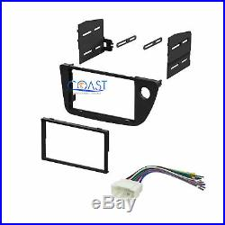 Planet Audio Car Radio Stereo Dash Kit Wiring Harness for 2002-2006 Acura RSX