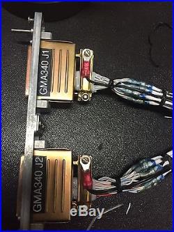 Prefabricated Avionics wiring harnesses Gma340 audio panel harness only
