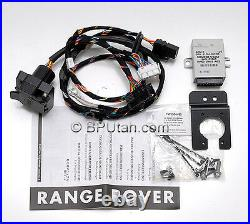 Range Rover L322 Trailer Tow Hitch Wiring Harness Electronics Genuine OEM 0609
