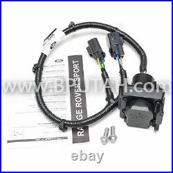 Range Rover Sport L494 Trailer Wiring Harness Electric Tow Hitch Genuine 142017