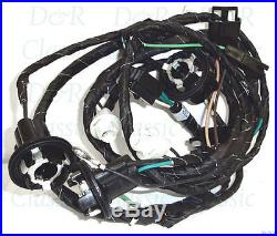Rear Lamp Wiring Harness 69 Camaro Rally Sport Made in USA tail light loom RS