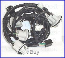 Rear Lamp Wiring Harness 69 Camaro standard Made in USA tail light loom