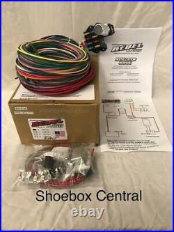 Rebel Wire 6 VOLT 8 Circuit Universal Wiring Harness USA Made