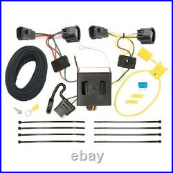 Reese Trailer Tow Hitch For 08-12 Jeep Liberty with Wiring Harness Kit