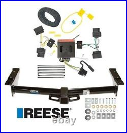 Reese Trailer Tow Hitch For 08-14 Ford Van E150 E250 E350 with Wiring Harness Kit
