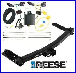 Reese Trailer Tow Hitch For 14-20 Dodge Durango with Wiring Harness Kit