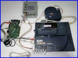 Sega Naomi 2 GD-ROM Power Supply I/O Board Wiring Harness Tested Working#
