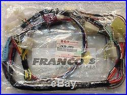 Suzuki Gt750 No 2 Wiring Harness / Loom 36620-31004