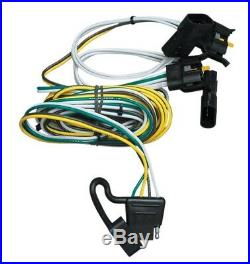 Trailer Tow Hitch For 00-03 Ford Ranger All Styles Receiver with Wiring Harness