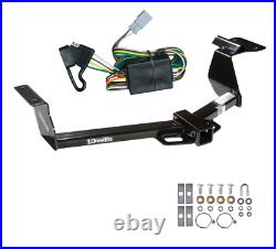 Trailer Tow Hitch For 02-06 Honda CR-V All Styles with Wiring Harness Kit