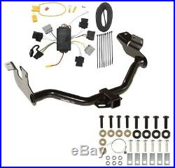 Trailer Tow Hitch For 05-07 Ford Escape Mazda Tribute with Wiring Harness Kit