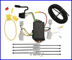 Trailer Tow Hitch For 06-12 Toyota RAV4 All Styles with Wiring Harness Kit