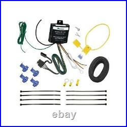 Trailer Tow Hitch For 07-16 Audi Q7 11-17 Porsche Cayenne with Wiring Harness Kit