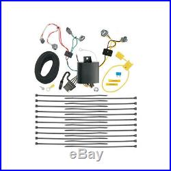Trailer Tow Hitch For 16-20 Toyota Tacoma All Styles with Wiring Harness Kit
