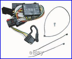 Trailer Tow Hitch For 98-03 Dodge Durango All Styles with Wiring Harness Kit