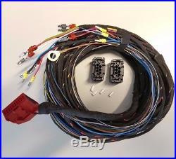 VW Passat B5 3B 3BG Kabelbaum für Xenon Scheinwerfer Adapter Kabel ALWR W8