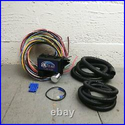 Vintage Buick Ultra Pro Wire Harness System 12 Fuse support new fit update