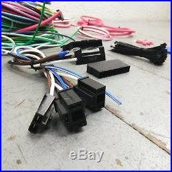 Vintage Car and Truck Wire Harness Upgrade Kit fits painless new fuse block KIC