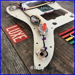 Vintage Spec Jazzmaster Wiring Harness Fits Fender USA Standard 62