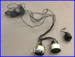 Volvo 240 Turbo Gauge Set Wiring Harness With Voltage, Oil Pressure and Sender