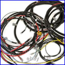 Willys Jeep Wiring Harness 1949-53 CJ3A With Turn Signals