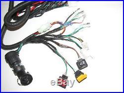 Wire harness for 250CC GO KART ROKETA KINROAD RAPTOR SAHARA DAZON RAINDER BAJA