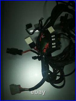 Wiring Harness to suit Mitsubishi 4G63T 6 Bolt Engine Evo Galant Haltech Link