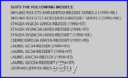 Wiring Specialties Coil Pack Harness Loom- Skyline R33 Gtst/stagea Rb25de(t) S2