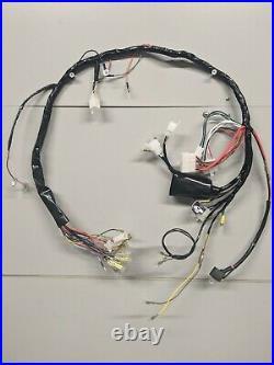 Yamaha RD250C/D, Yamaha RD400C/D (UK points Type) replica wiring Loom Harness